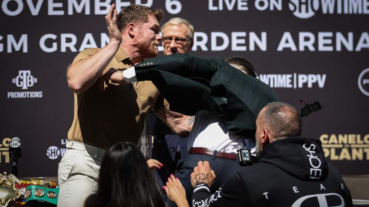 Canelo Odds: Plant cut heals, we are on to Vegas!