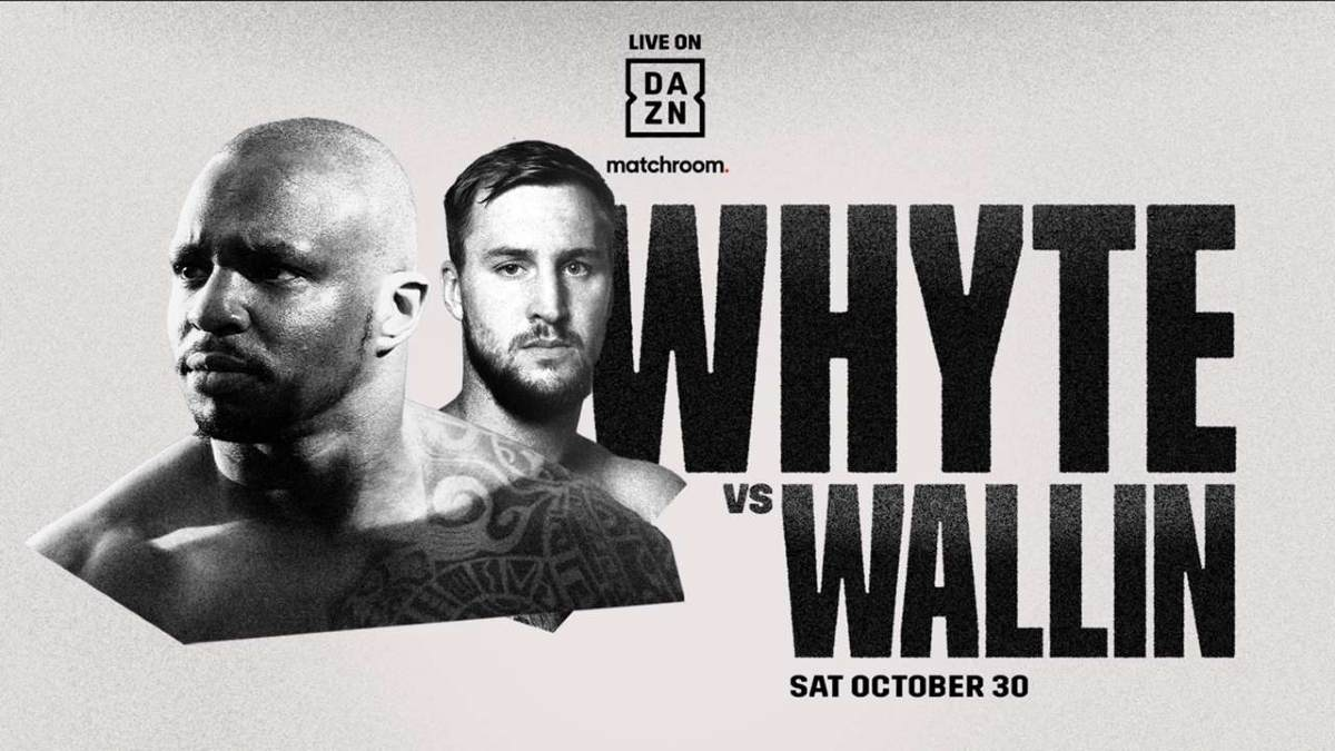 Whyte vs Wallin: Fighting for the biggest carrot of all